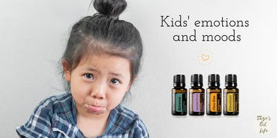 How to Support our Kids' Emotions and Moods