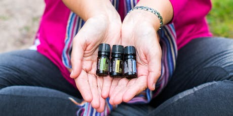 Managing our Children's Emotions Using Essential Oils tickets