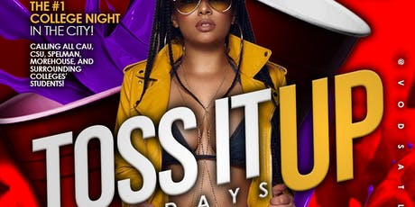 Toss It Up Tuesdays (College Night 18+) tickets