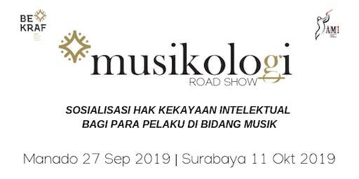 MUSIKOLOGI: Surabaya Series 2019