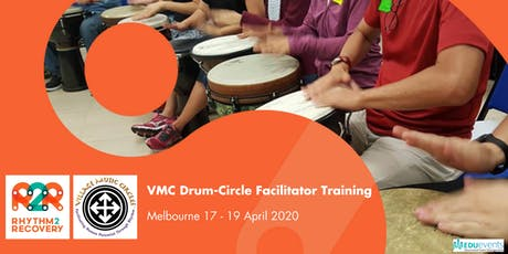 VMC Global Drum-Circle Facilitator Training - Melbourne, April 17 - 19 2020 tickets