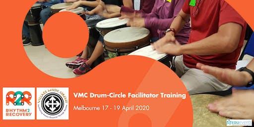 VMC Global Drum-Circle Facilitator Training - Melbourne, April 17 - 19 2020