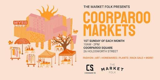 Pre-Loved Rack Sale - Coorparoo Square x The Market Folk