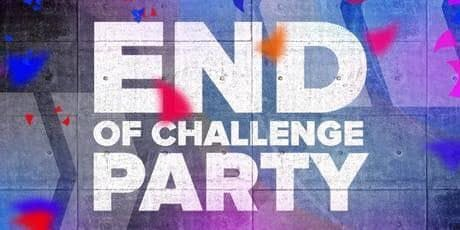 End of Challenge Party X F45 Social