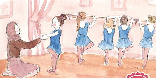 EAST London Homeschooling Ballet Programme Launch Event
