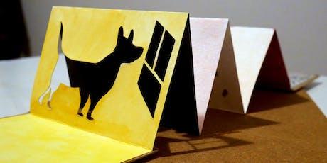 SPRINGarts: Crafting a Concertina Book tickets