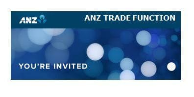 ANZ Trade Breakfast