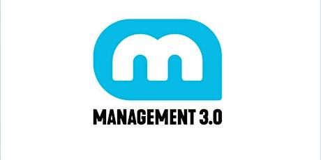 Formation Management 3.0 - Foundation Workshop (en français) - Certifié tickets