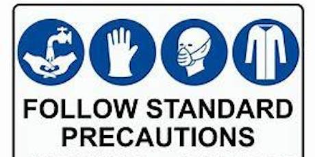 Standard Precautions tickets