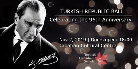 29 Ekim Cumhuriyet Balosu / Turkish Republic Ball tickets