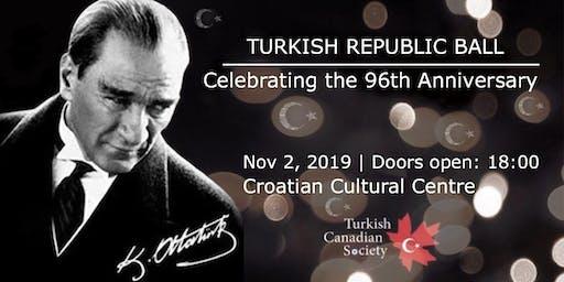 29 Ekim Cumhuriyet Balosu / Turkish Republic Ball