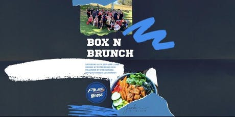 Box N' Brunch tickets