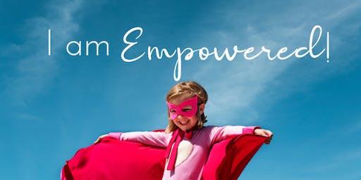 I am Empowered - DIY Inhaler Workshop