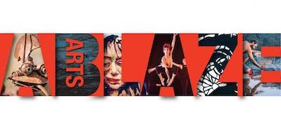Arts Ablaze Live Stream