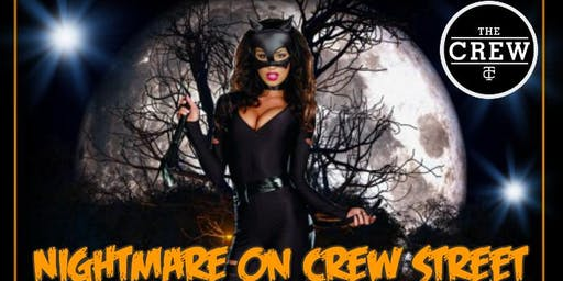 "Nightmare on ""Crew"" Street Halloween Party"