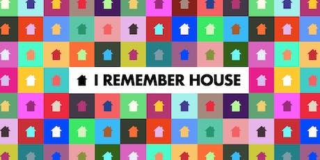 I Remember House Melbourne: Summer Starter tickets