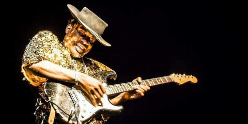 Carvin Jones @ Thisted Musikteater
