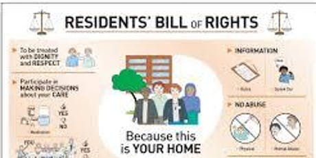 Resident Rights tickets