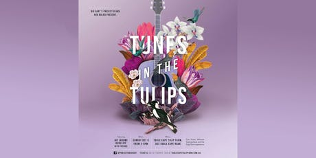 Tunes In The Tulips tickets