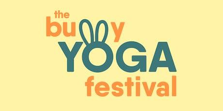 The Bunny Yoga Festival tickets