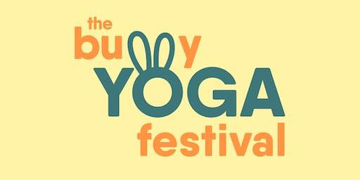 The Bunny Yoga Festival