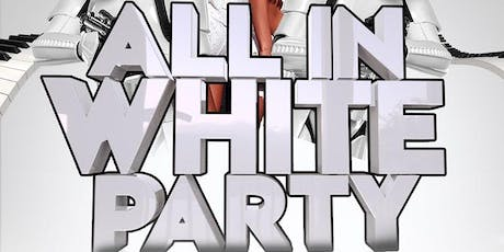 THE ALL IN WHITE PARTY tickets