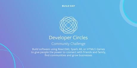 Facebook Developer Circles Community Challenge: Build Days 2019 (Vancouver) tickets