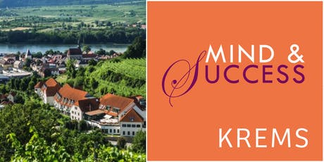MIND & SUCCESS Inspiration - KREMS Tickets