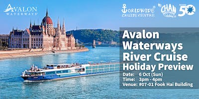 Avalon Waterways River Cruise Holiday Preview