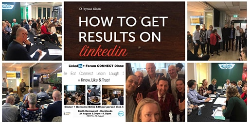 BBG LinkedIn+ Forum at Waterman