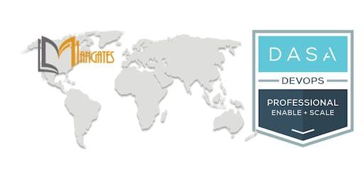 DASA – DevOps Professional Enable And Scale – Pro 2 Days Virtual Live Training in Copenhagen