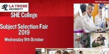 Bus to Bundoora Campus SHE Subject Selection Fair