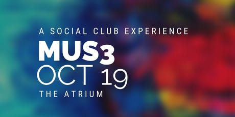 MUS3 : Art Experience tickets