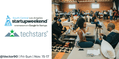 Techstars Startup Weekend South Central Los Angeles 11/15-17
