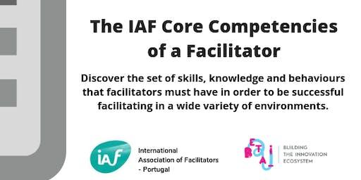 The IAF Core Competencies of a Facilitator