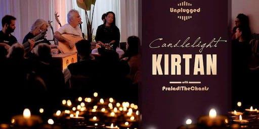 Friday Kirtan - Pralad & Chants Unplugged - Candlelight Night!