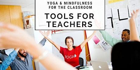 Yoga Ed. Tools for Teachers - Professional Development tickets