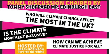 Tackling Inequality and Diversifying the Climate Movement tickets