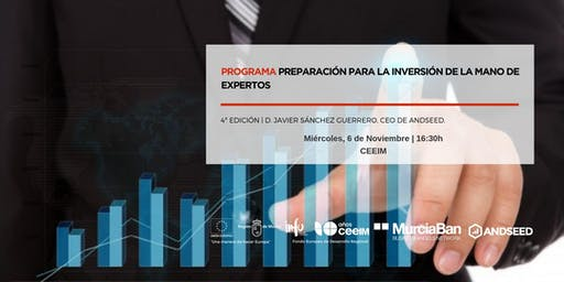 PROGRAMA DE PREPARACIÓN PARA LA INVERSIÓN DE LA MANO DE EXPERTOS (4ª Ed.)
