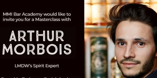 Hampden Rum masterclass with Arthur Morbois - LMDW's Spirit Expert