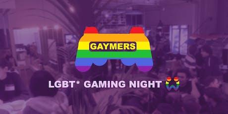 Gaymers: LGBT* Gaming Night 2020 Kick off tickets