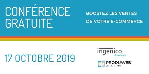 Conférence // E-commerce