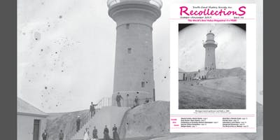 Talking History and 'Recollections' issue 16 launch