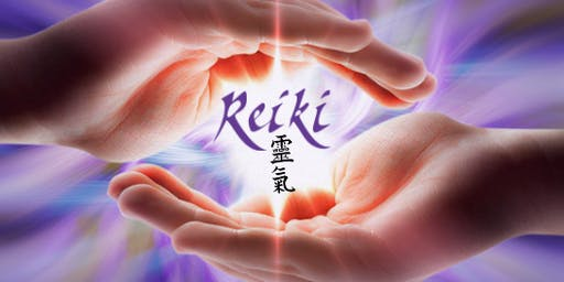 Usui Reiki Level I and II Certification Classes (with Holy Fire III)