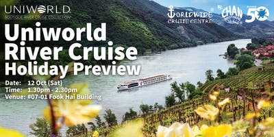 Uniworld River Cruise Holiday Preview