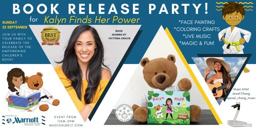 Kalyn Finds Her Power ~ Book Release Party