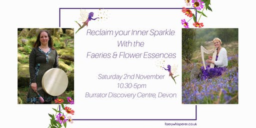 Regain Your Inner Sparkle with the Faeries & Flower Essences