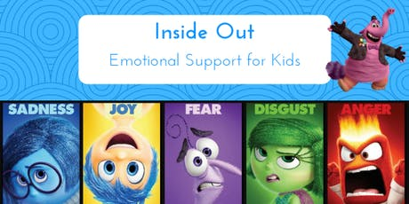 Inside Out - Emotional Support For Kids  tickets