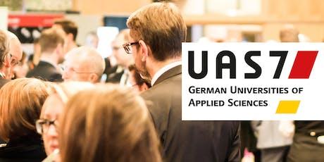 1. Jahrestagung der UAS 7 Hochschulen tickets