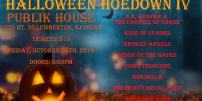 Publik House - Halloween Hoedown IV